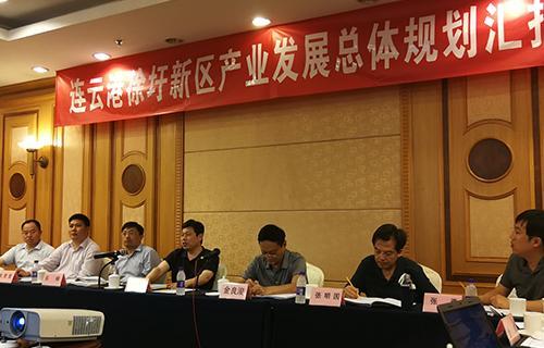 17连云港徐圩新区产业规划会