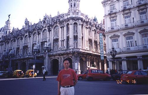 6古巴哈瓦那